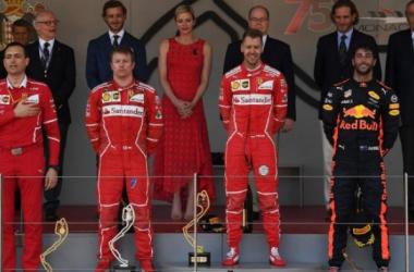 Räikkönen vit-il sa dernière saison chez Ferrari (Photo : Formula 1)