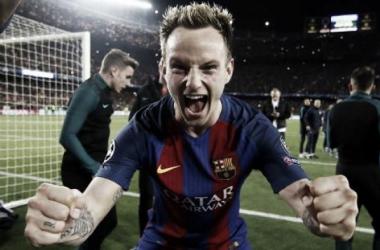 Após virada histórica, Barcelona anuncia renovação com Rakitic até 2021