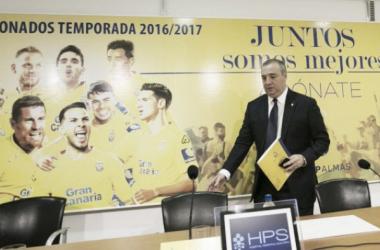 La UD Las Palmas presenta su campaña de abonados 2016/2017