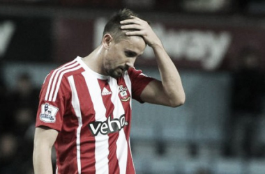 GastónRamírez' frustrating Southampton career could be coming to an end | Image: Daily Echo