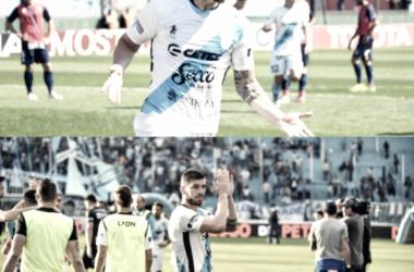 Ramiro Costa, la esperanza del gol. Foto | Prensa Temperley