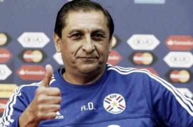 Ramón le restó importancia a la ausencia de Messi y destacó a Tevez. Foto: Olé.
