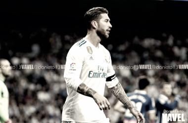Sergio Ramos se cae de la convocatoria ante el Shakhtar