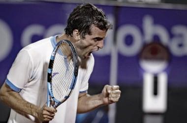 Albert Ramos Viñolas venceuDiego Schwartzman no Cordoba Open 2021 (Foto: Divulgação/ATP)