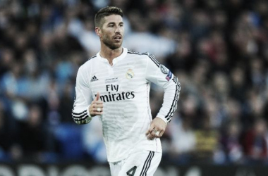Manchester United make £30m bid for Sergio Ramos