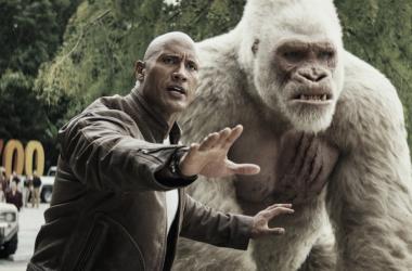 Nos Cinemas | Rampage: Destruição Total