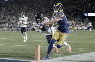 En juego de defensivas, Rams se imponen a Bears