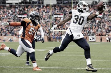 Los Rams son el único invicto en la NFL // Foto: NFL Network