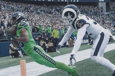 Seahawks le propinan a Rams su segunda derrota consecutiva