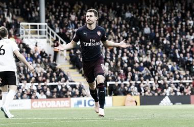 """Ramsey: """"No hay ningún contrato sobre la mesa en este momento, así que no hay nada que considerar"""""""
