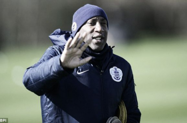 Chris Ramsey must wave goodbye to the QPR job - image via dailymail.co.uk