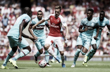 Should Aaron Ramsey be dropped for Arsenal's trip to Crystal Palace?