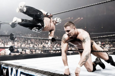 Rey Mysterio says that Randy Orton is someone his son can look up to source: eknow.us