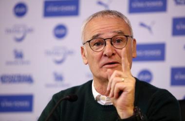 """Ranieri valoriza o empate: """"Depois de estarmos atrás no placar, nós mostramos muito caráter"""""""