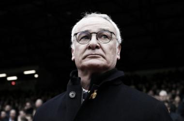 """Claudio Ranieri: """" Es fundamental conseguir puntos ante el Bournemouth"""""""