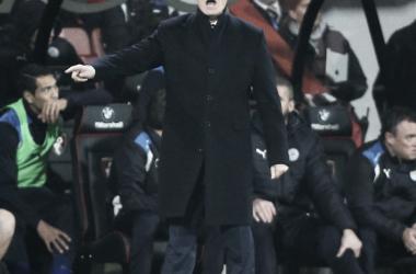 """Claudio Ranieri: """"Creo que merecíamos un empate"""""""