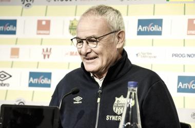 Claudio Ranieri / Nantes.com