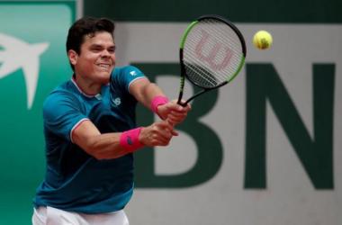 Grama de Wimbledon traz boas lembranças ao gigante canadense (Foto: Reuters)