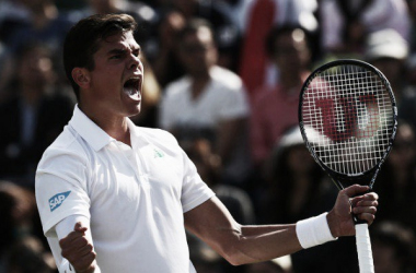Raonic has high hopes for the nest round   photo: Sky Sports