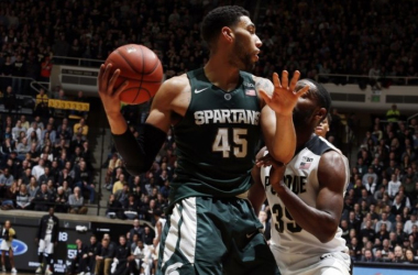 Michigan State Spartans 66-62 Purdue Boilermakers in Big Ten Tournament Championship Game