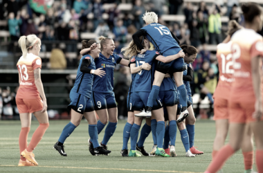 Houston had no answer for Seattle's attack today | Source: nwslsoccer.com