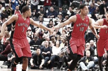 Toronto Raptors 2014/2015: mantenerse para mejorar