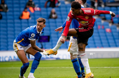 Brighton & Hove Albion 2-3 Manchester United player ratings: The woodwork United's best friend