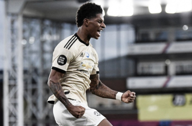 Manchester United venció al Palace y aseguró Europa