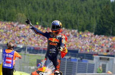 Raúl Fernández GP de Austria 2021 | Foto: motogp.com