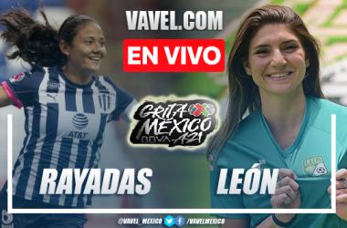 Goles y resumen del Rayadas 3-1 León Femenil Liga MX Femenil 2021