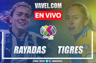 Resumen y goles: Rayadas Monterrey 2-2 Tigres en Clásico Regio Femenil Guard1anes 2021