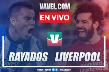 Resumen y goles Rayados Monterrey 1-2 Liverpool, 2019 Club Wolrd Cup