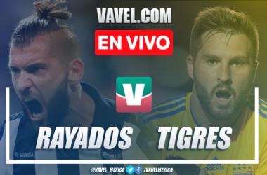 Goles y resumen Monterrey 0-2 Tigres en Clásico Regio 2019