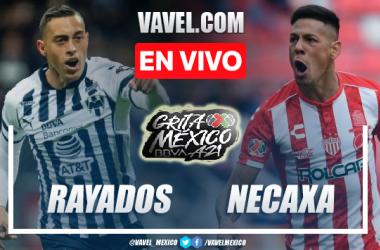 Gol y resumen del Monterrey 0-1 Necaxa en Liga MX