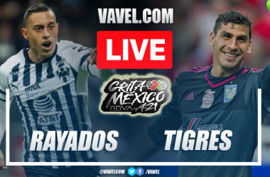 Monterrey vs Tigres LIVE: Score Updates (0-0)