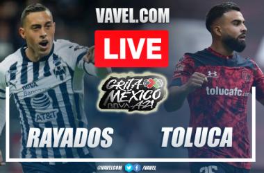 Monterrey vs Toluca: Live Stream, How to Watch on TV and Score Updates in Liga MX