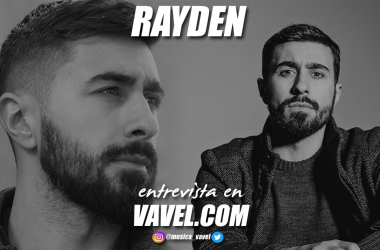 """Entrevista. Rayden: """"Para mí la palabra es eso, una marca diferenciadora"""""""