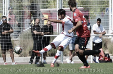 Imagen: Khris Domínguez (Unión Rayo)