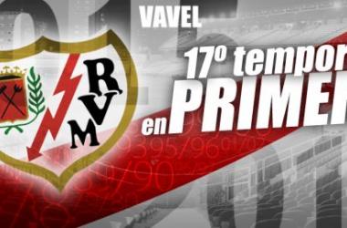 El Rayo Vallecano jugará su 17º temporada en Primera