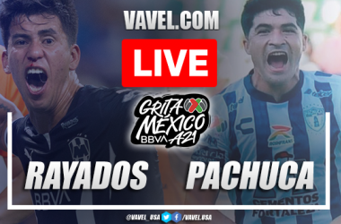 Goals and Highlights: Rayados 3-1 Pachuca in Liga MX