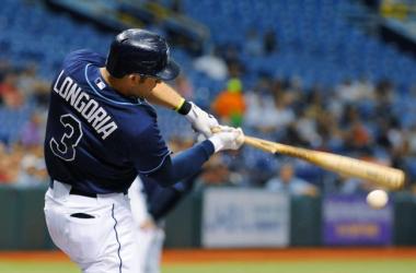 Los Rays se acercan a los Yankees en la lucha divisional.