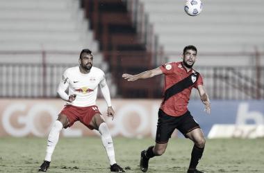 Gol e melhores momentos RB Bragantino x Atlético-GO pelo Campeonato Brasileiro 2021 (1-0)