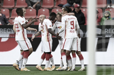 Pela segunda rodada da Bundesliga, Leverkusen e Leipzig empatam na BayArena