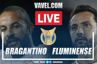 Gols e melhores momentos de RB Bragantino 2 x 2 Fluminense pelo Campeonato Brasileiro