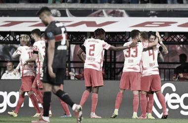 El RB Leipzig brilla al ritmo de Szoboszlai