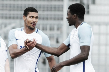 Above: Ruben Loftus-Cheek has been named the player of the Toulon tournament | Photo: goal.com