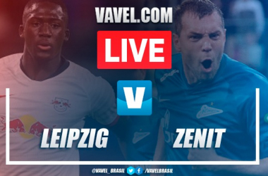 Resultado RB Leipzig x Zenit pela Champions League (2-1)
