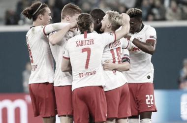 RB Leipzig e Lyon vencem e encaminham suas classificações para as oitavas da Champions