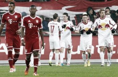 Goleada sofrida diante do Red Bull Salzburg serve de alerta para o Bayern