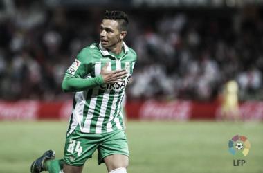 Rubén Castro regresa a la UD Las Palmas